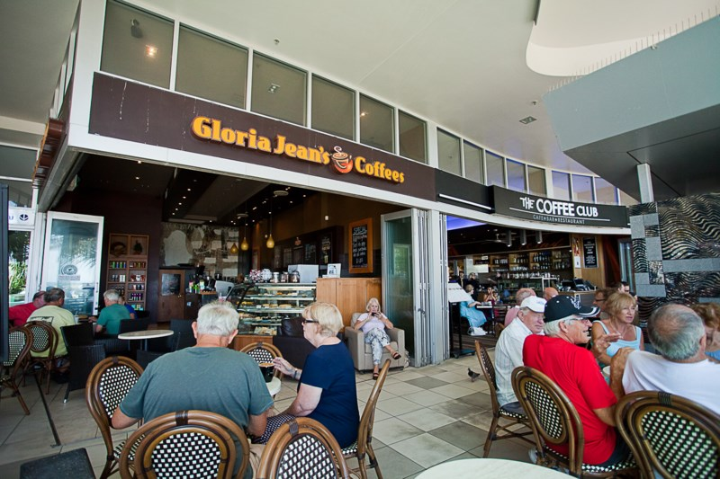 Gloria Jeans Coffee Franchise - Sold
