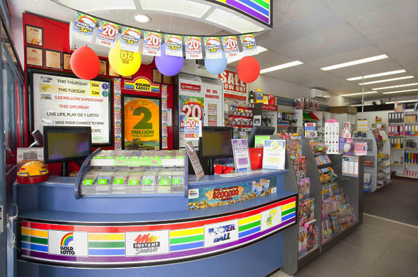 Newsagency  - Sold