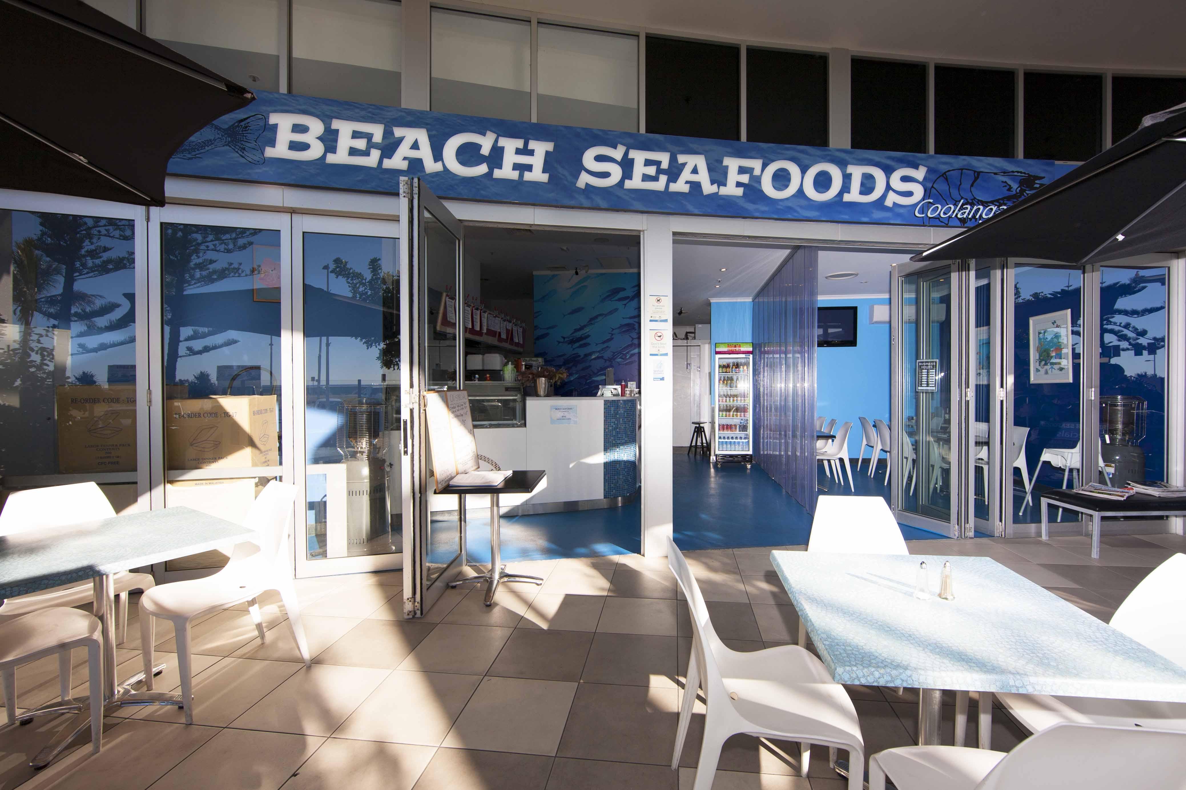 Seafood Takeaway - Sold
