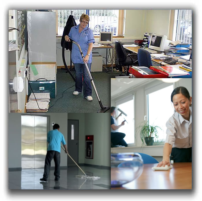 Commercial Cleaning Business - Sold