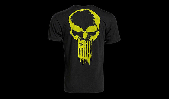 Toxic Spine Chiller Short Sleeve T-Shirt