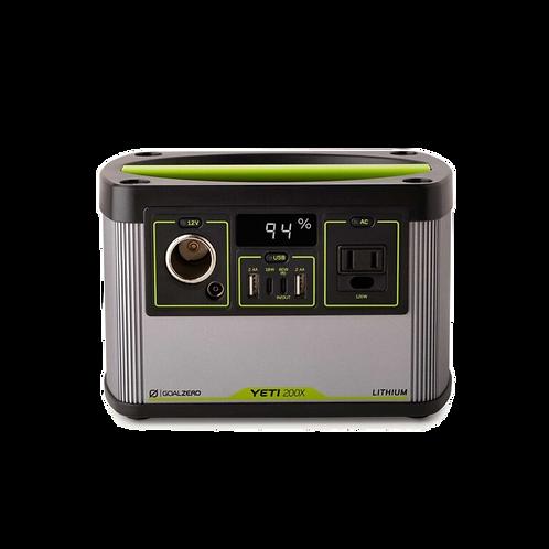 Yeti 200X (Lithium)