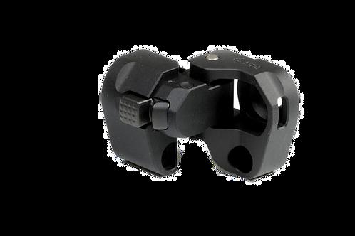 MDT 2-way Folding buttstock adaptor, Fixed to Fixed