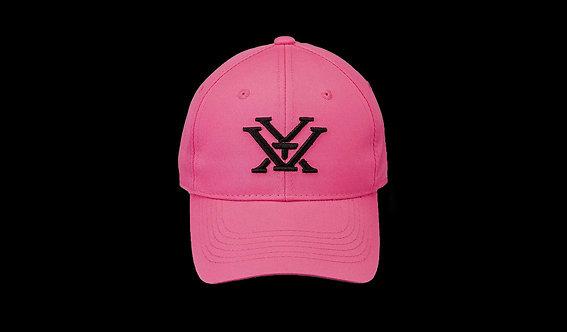 Ladies Pink Blaze Hat