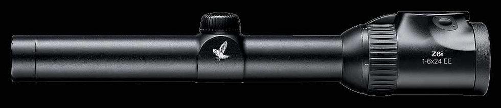 Swarovski Z6i 1-6x24 Range