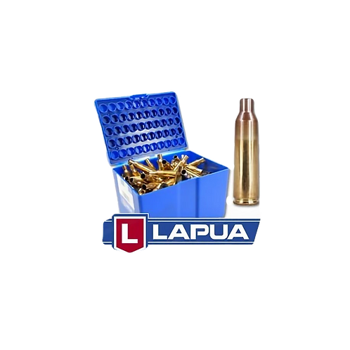 LAPUA Brass cases 338 LAPUA MAGNUM (100)