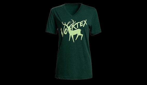 Ladies Emerald Elk T-Shirt