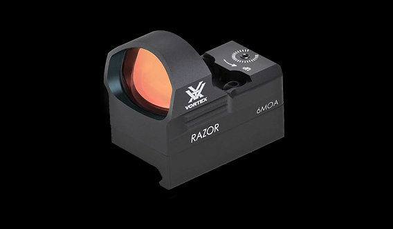 Vortex Razor Red Dot MOA