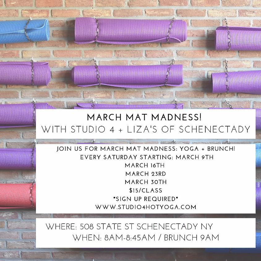 March Mat Madness
