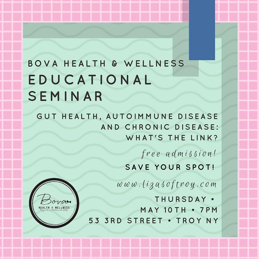 Bova Health & Wellness Seminar