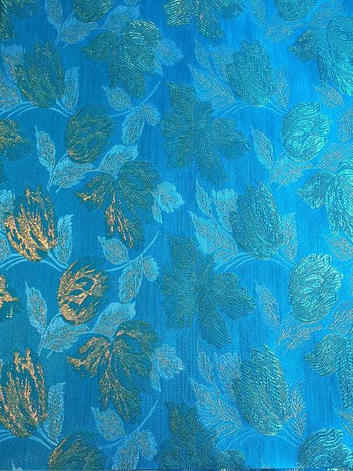 Ariya Blue Sego Gele