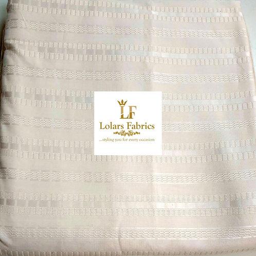 Olu Beige Men's Swiss Fabric