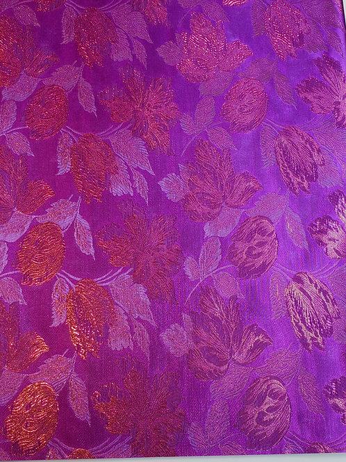 Ariya Purple Sego Gele