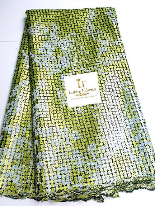 Morade Mint Green Luxury lace