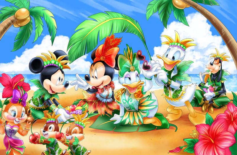 Disney sea Show