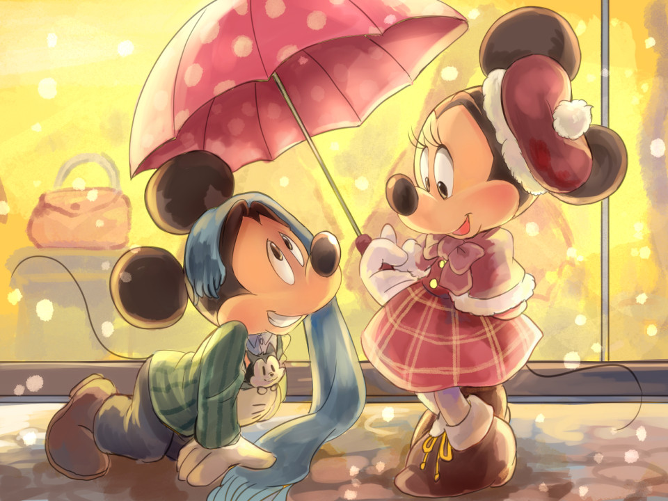 Mikey and Minnie