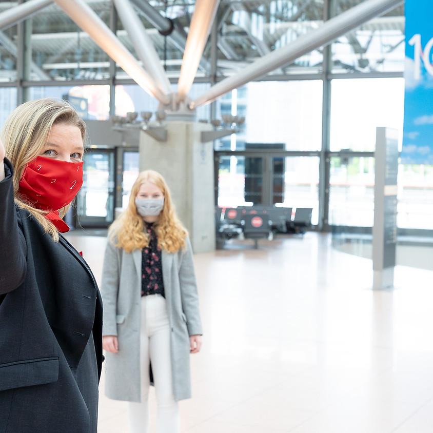 LPC-Nord: Helfen COVID-Testverfahren, den Luftverkehr zu retten?