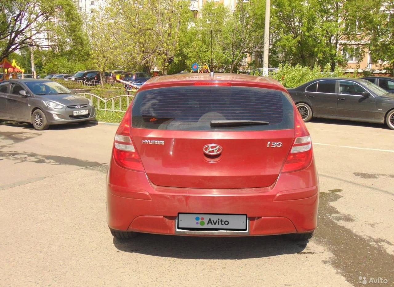 Бу авто Hyundai