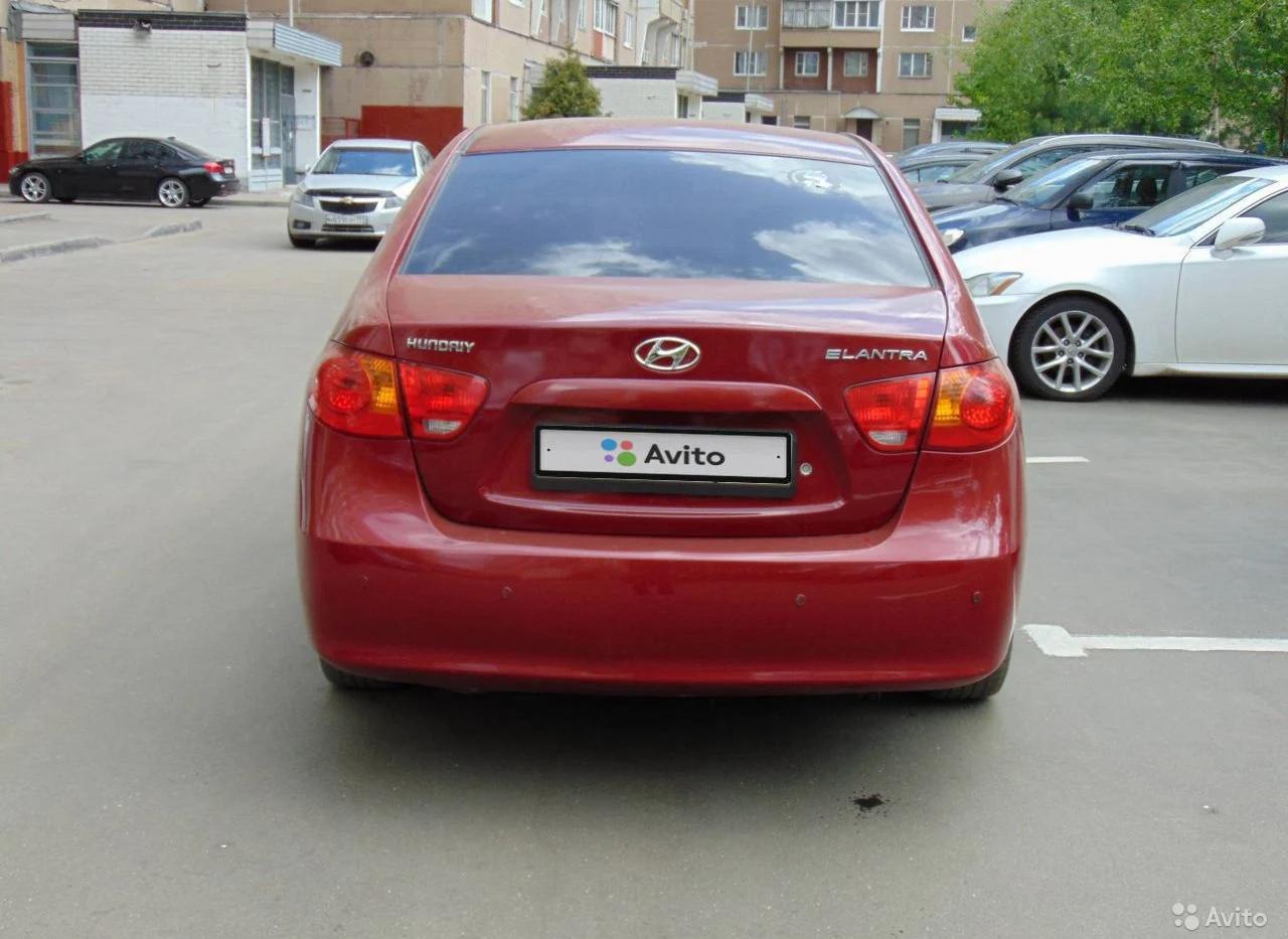 Авто с пробегом Hyundai