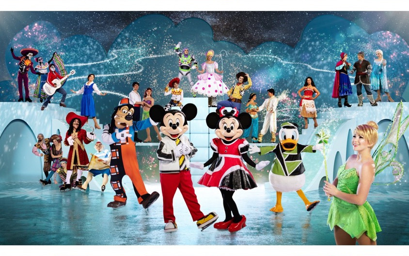 Disney on Ice is coming this November!!!