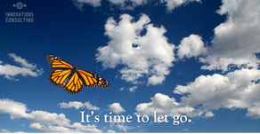 It's time to let go.