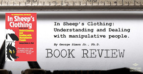 Leader's Bookshelf:  In Sheep's Clothing by George Simon Jr