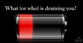 What's draining you?