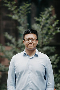 male NYU CAC adviser