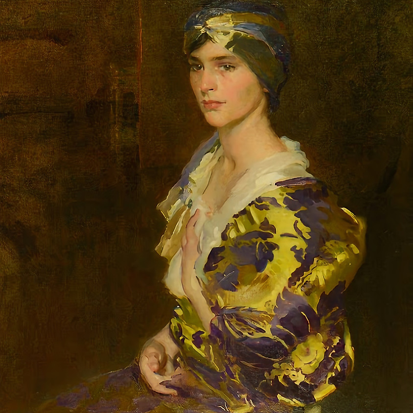 THE EVOLUTION OF PAINTING: John Singer Sargent, Cecilia Beaux, Robert Henri and George Bellows