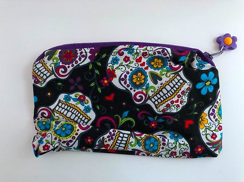 "Zippered Carryall - 6"" x 4"""