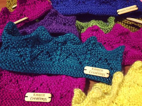 Knit Crown - kids sizes