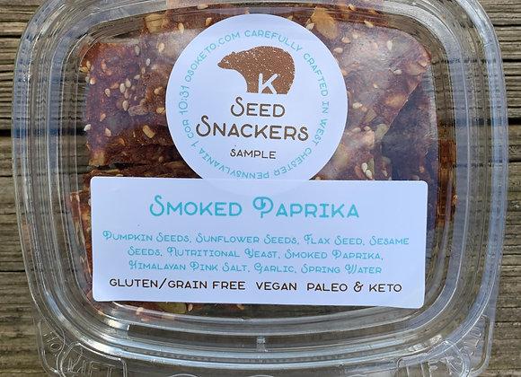Smoked Paprika Snackers Sample
