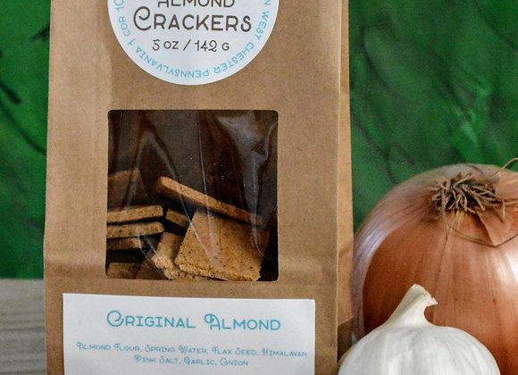 Original Almond Crackers