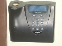 Biometric finger print reader