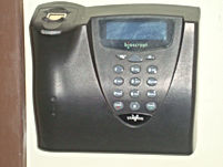 Biometric finger print reader