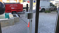 Fiber optic blower compressor