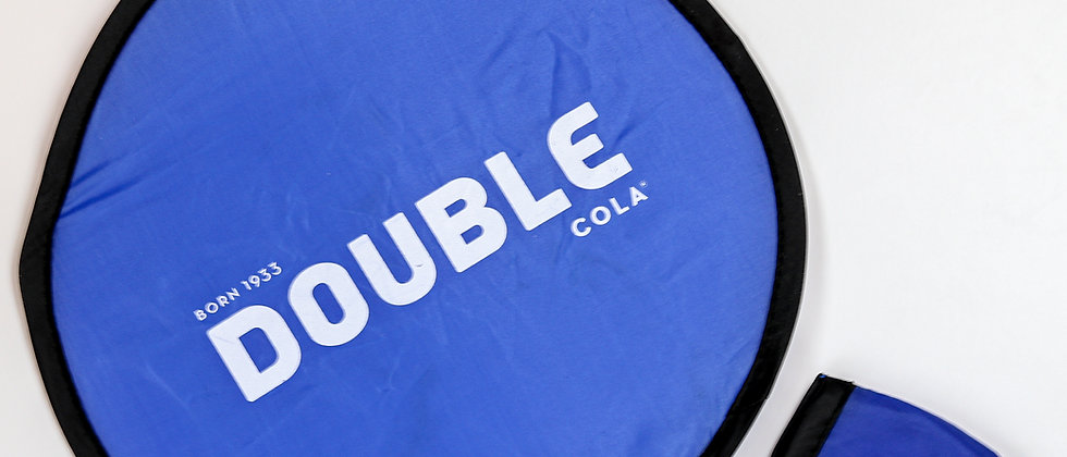 DOUBLE COLA Collapsible Flyer