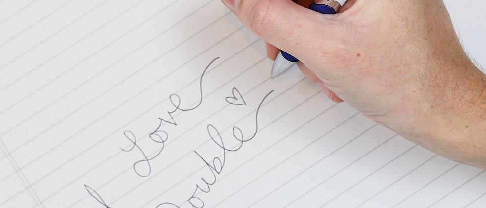 DOUBLE COLA Ink Pen