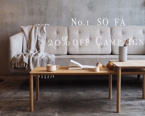 No.1 SOFA Campaign