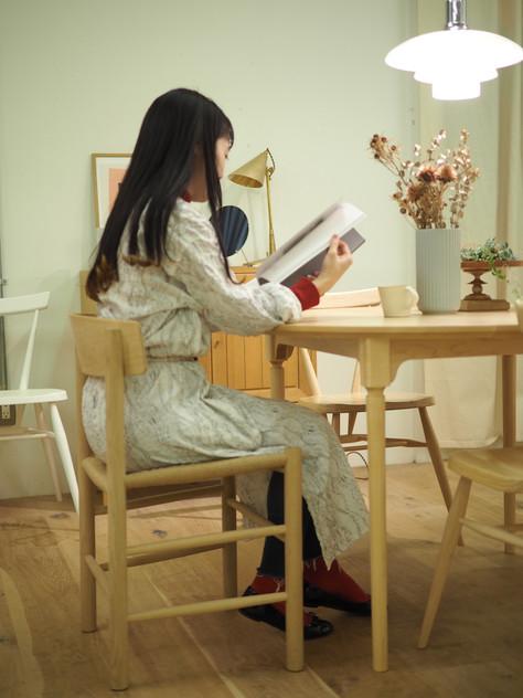 暮らし方と椅子のデザイン