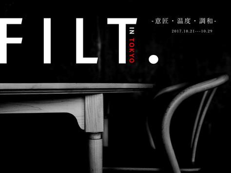 FILT. in TOKYO