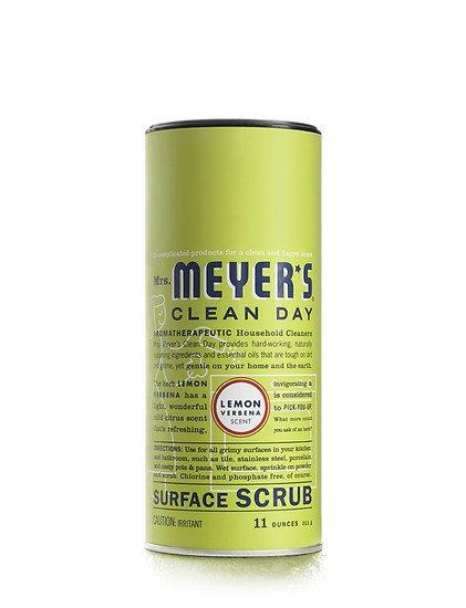 Mrs. Meyers Surface Scrub Lemon Verbena