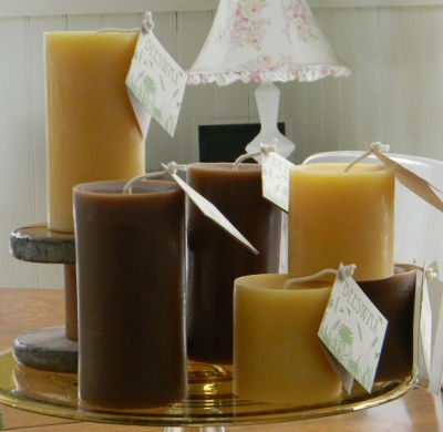 Mother's Day candles and gift ideas