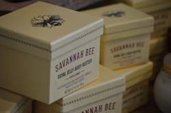Savannah Bee royal jelly body butter