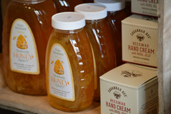 honey and honey products and gifts