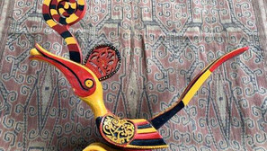 History & Heritage; Borneo Artifacts