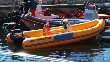 FOCCHI 510 SAILING