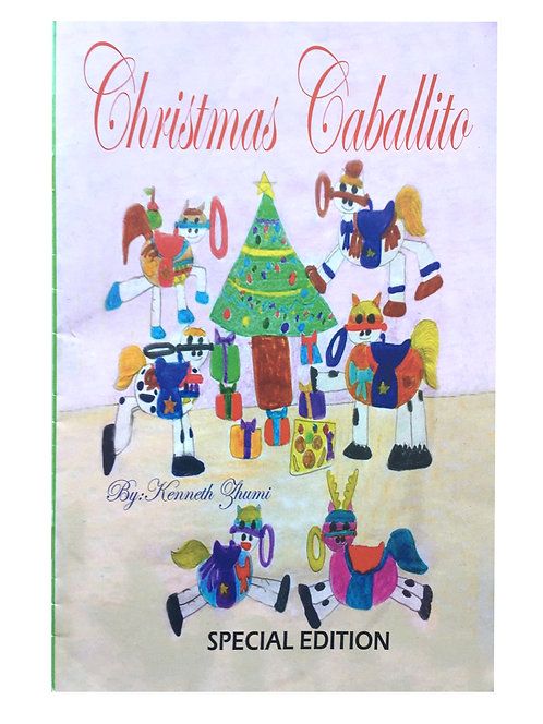 Christmas Caballito By Kenneth Zhumi