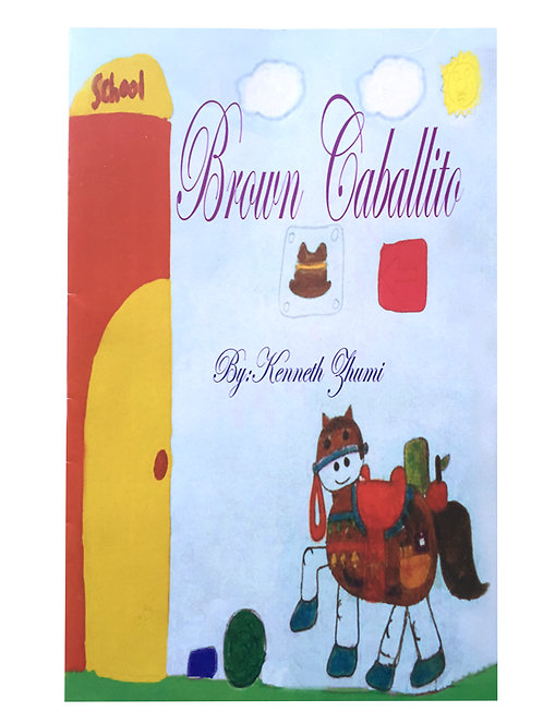 Brown Caballito By Kenneth Zhumi