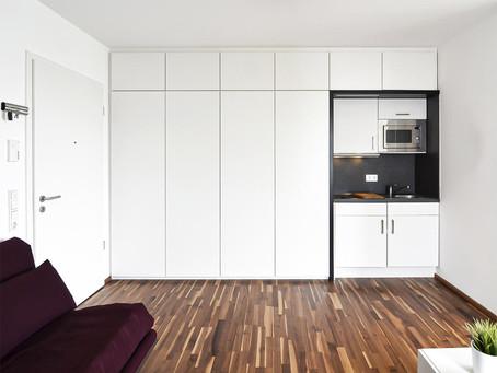 5 Tipps für eine wohnliche kleine Einzimmerwohnung (Small Apartment)
